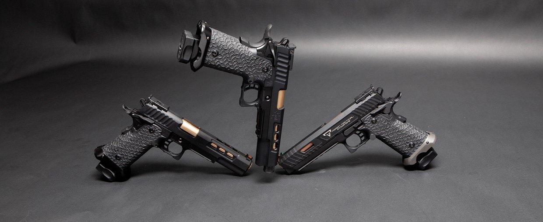 SE John Wick pistoler Her !!!<br>