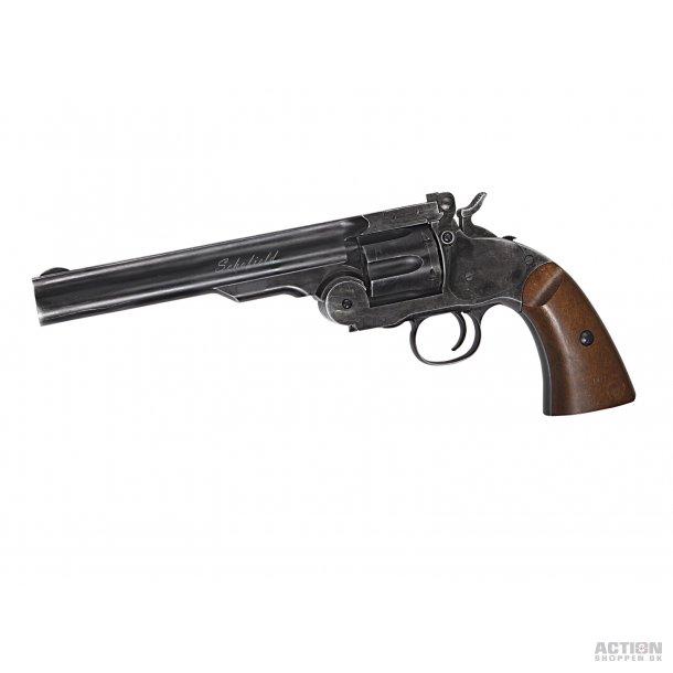 ASG - Schofiled Revolver, 6