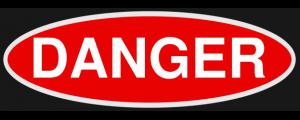 Mærke: Danger